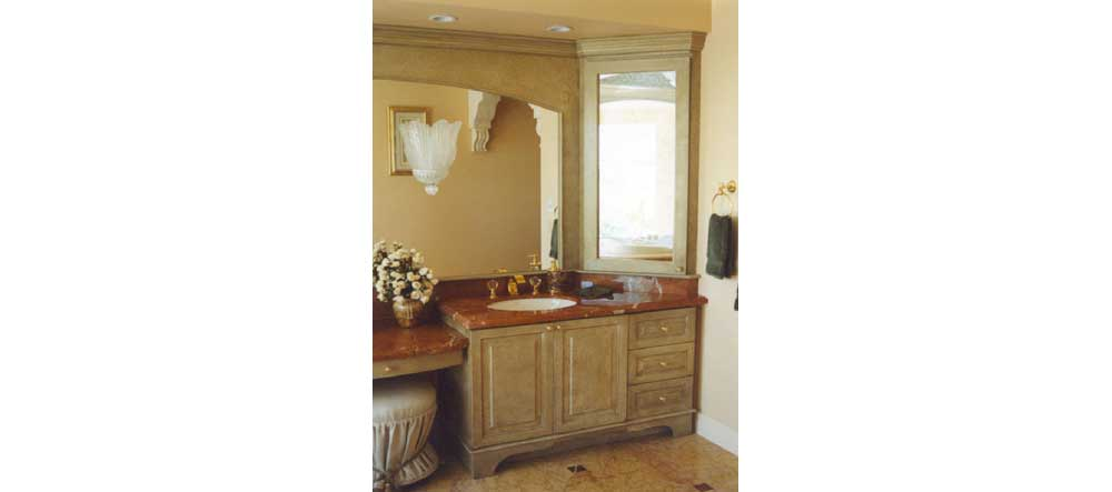 Jefferson Woodworking, LLC, Palm City, Florida - Design, manufacture and installation of furniture-grade cabinetry and architectural woodworking
